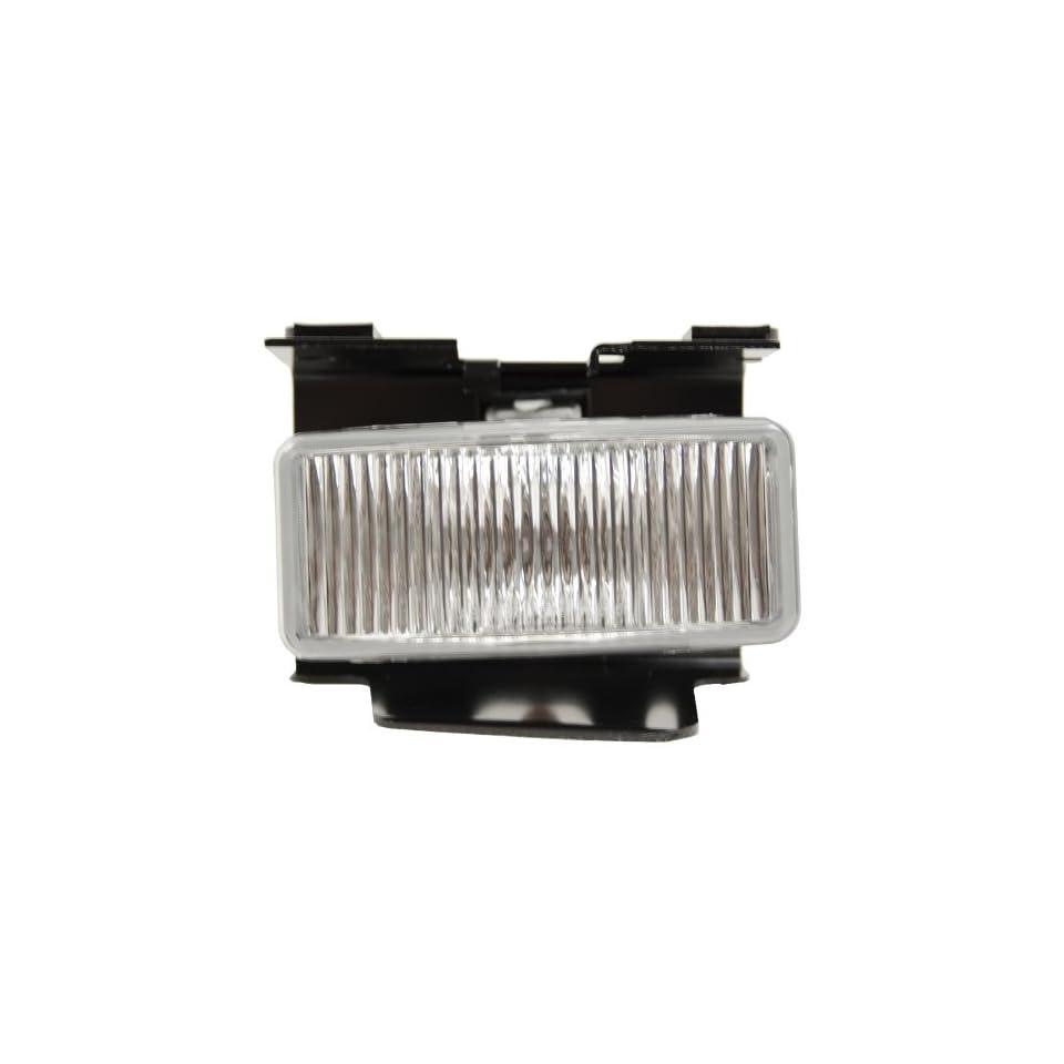 OE Replacement Ford Windstar Passenger Side Fog Light Assembly (Partslink Number FO2593202)