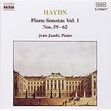 Haydn: Piano Sonatas 59, 60, 61, 62