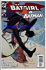 BATGIRL #50, NM, Good Girl, vs Batman, Robin, Nightwing, 2000, more in store