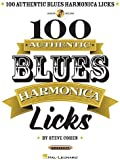 100 Authentic Blues Harmonica Licks (Book/CD)