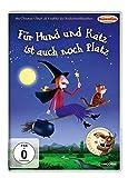 DVD Cover 'Für Hund und Katz ist auch noch Platz (Room on the Broom)