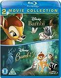 Bambi / Bambi 2 [Blu-ray] [1993] [Region Free]