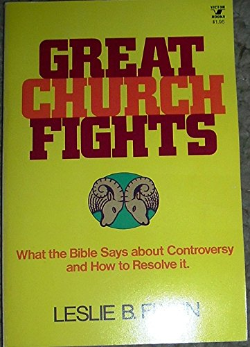 Great church fights