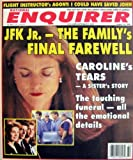 img - for National Enquirer (JFK Jr. The Family's Farewell, 74) book / textbook / text book