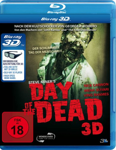 Day of the Dead [3D Blu-ray]