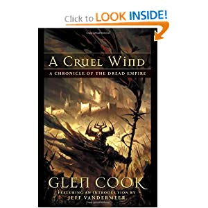 A Cruel Wind (Dread Empire) by Glen Cook