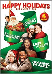 Happy Holidays! Collection (Four-Disc Pack) (All I Want For Christmas / Surviving Christmas /  Last Holiday / Trading Places)