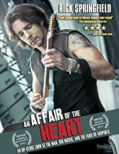 Affair of the Heart [Blu-ray] [US Import]