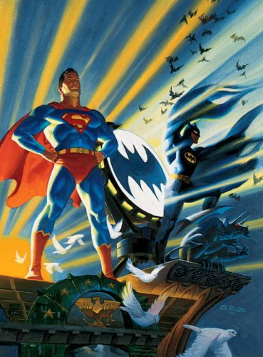  : World&#39;s Finest &#40;Deluxe&#41; &#40;Superman&#47;Batman&#41;