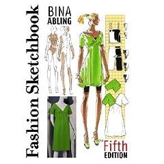 Fashion Sketchbook [FASHION SKETCHBK 5/E]