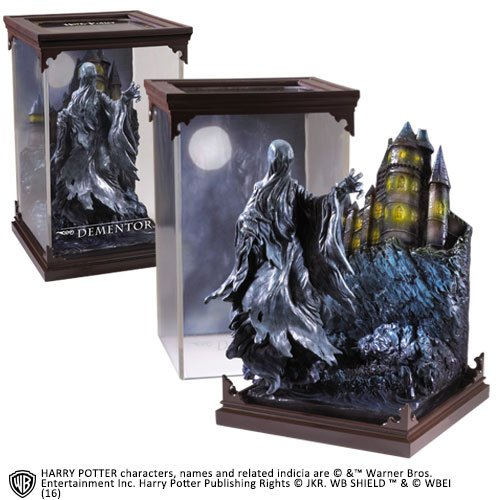 Statuetta Collezione DEMENTOR Dissennatore HARRY POTTER Originale NOBLE COLLECTION