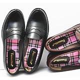 ローファー通学/女児[ロマンチカ] Romantika 靴No49