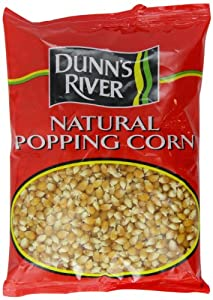 Dunns River Natural Popcorn Packets 500 g (Pack of 10)