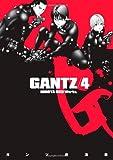 Hiroya Oku Gantz Volume 4: v. 4