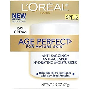 L'Oreal Paris, Age Perfect Day Cream for Mature Skin