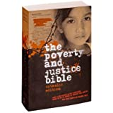 NRSV Poverty & Justice Bible, Catholic Edition