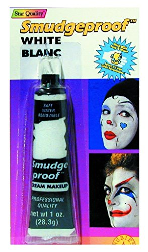 Rubie's Costume Co White Smudgproof Cream Mu Costume