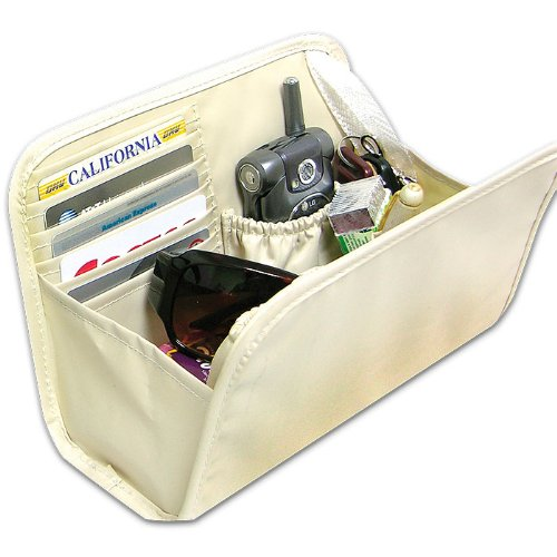 Purse Organizer – Never Dig Through or Dump Your Purse Again