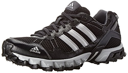 Adidas Performance Men's Thrasher 1.1 M Trail Running Shoe, Core Black/Metallic/Silver/Light Onix, 9 M US