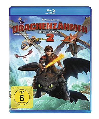 ヒックとドラゴン2 How to Train Your Dragon 2 ≪日本語収録 リージョンAB≫[ドイツ版]
