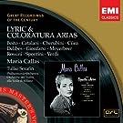 Lyric & Coloratura Arias