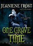One Grave at a Time (Night Huntress Novels, Book 6)(Library Edition)