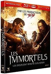 Les Immortels [Blu-ray] [Combo Blu-ray + DVD]