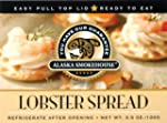Alaska Smokehouse Lobster Spread 4 Pa...