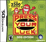 echange, troc Nintendo DS PRESS YOUR LUCK [Import américain]