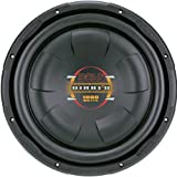 """12"""" Low Profile Subwoofer Poly Injection Cone 4-ohm Voice Coil"""