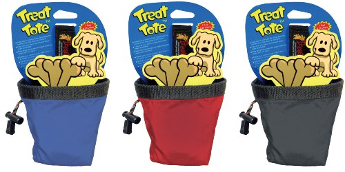 Canine Hardware Treat Tote Small, 1 Cup (Colors Vary)