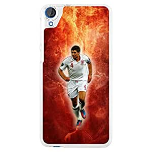 a AND b Designer Printed Mobile Back Cover / Back Case For HTC Desire 826 (HTC_826_509)