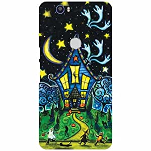 Nexus 6P Back Cover - (Printland)