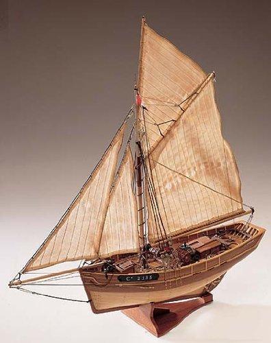 Constructo 80825 Model Ship Kit Le Camaret 1:35 Scale