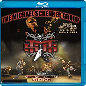 Michael Schenker Group - Live in Tokyo: 30th Anniversary [Blu-ray]