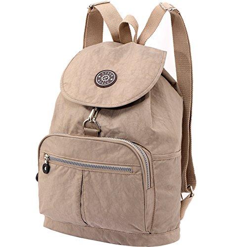 ZYSUN Fashion Travel School Backpacks LightWeight Bag for ...