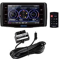 【Amazon.co.jp限定】コムテック(COMTEC)超高感度GPSレーダー探知機 ZERO92VS & OBD2-R2セットZERO 92VSR