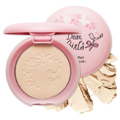 Etude House Dear Girls Be Clear Whiteing Pact 10g (Etude House Powder compare prices)