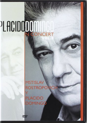 Placido Domingo V.3 (+Biog. Y Documental