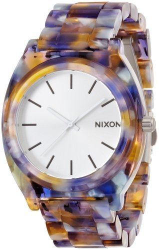 ニクソン NIXON 腕時計 タイムテラー アセテート ウォーターカラー ウォッチブランド