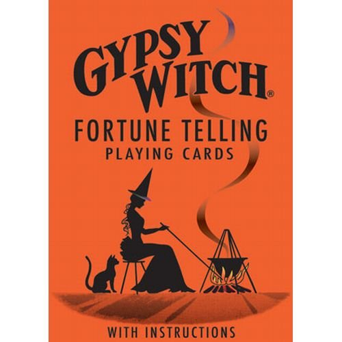 Gypsy Witch Fortune Telling Cards - 1
