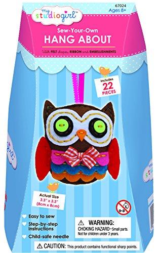 My Studio Girl Hang Abouts - Owl - 1