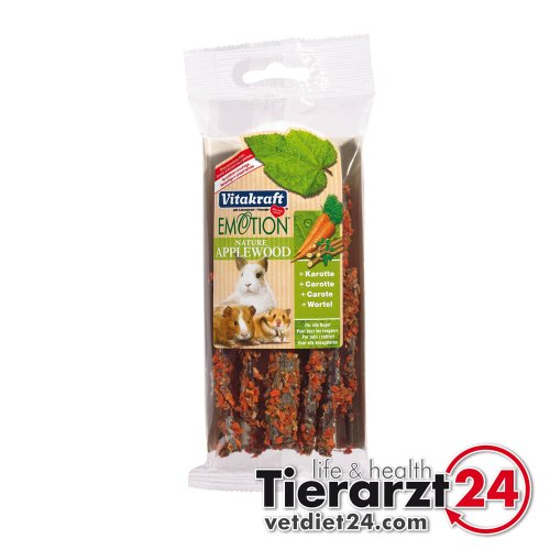 Vitakraft Emotion Nature Crunchy Karotte alle