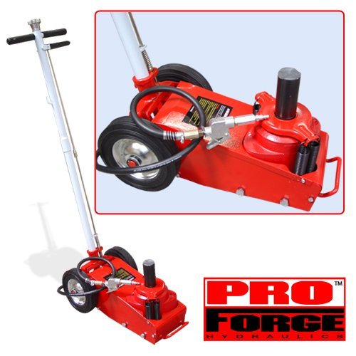 22 Ton Air / Hydraulic Floor Jack ProForgeTM (20 Ton Air Jack compare prices)