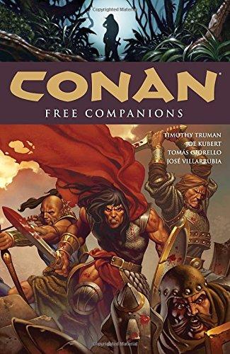 Conan Volume 9: Free Companions TP (Conan 9)