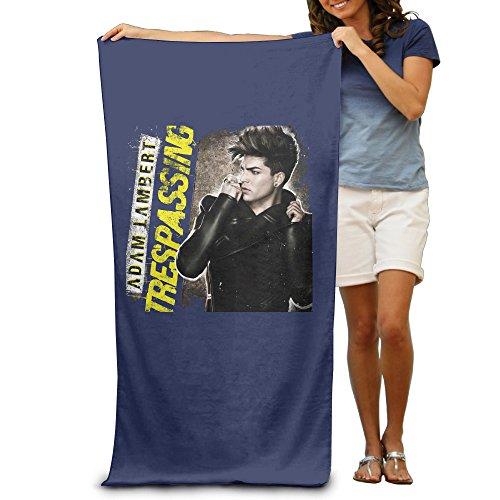 LCYC Adam Lambert Poster Adult Colorful Beach Or Pool Bath Towel 80cm*130cm (One Direction Lyric Mug compare prices)