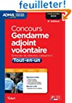 Concours Gendarme adjoint volontaire...