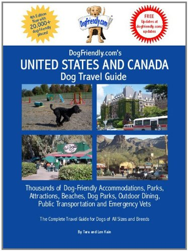 DogFriendly.com's United States and Canada Dog