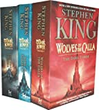 Stephen King Dark Tower Collection 3 Books Set New RRP £ 20.97 (Wolves of the Calla, Song of Susannah, The Dark Tower) (Stephen King Dark Tower Collection)