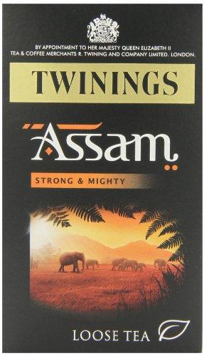 Twinings Assam Loose Tea 125 g (Pack of 4)
